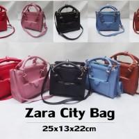 Tas Wanita Zara City Bag