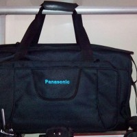 Tas Video Panasonic Camcorder bisa muat MD1000/ MD