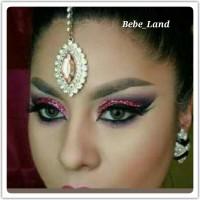 Bindi Tikka Aksesoris India Import Headpiece Aksesoris hijab