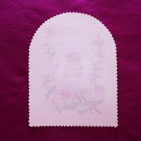 Kertas Surat / Letter Sheet / Kertas Memo - BEAR FLOWER