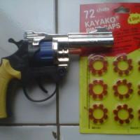 Mainan Pistol (Flash Core Turning Gun)