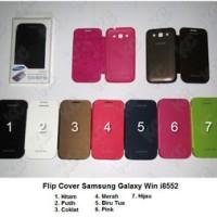 FLIP COVER SAMSUNG GALAXY WIN / I 8550 / GRAND QUATTRO / I8552