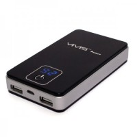 Jual Power Bank Vivis 6600mAh Digital Indikator Murah