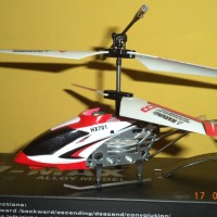 HeliCopter HX701