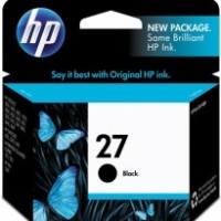 TINTA HP 27 BLACK