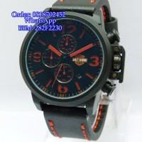 HARLEY DAVIDSON BULOVA B2 Leather (BLRD) for Men