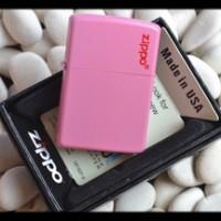 Zippo Pink Matte ZNM01