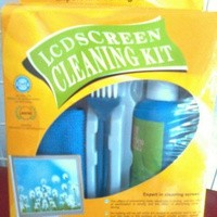 Jual LCD Cleaner Kit 3 in 1 (Screen Cleaning Kit) Murah