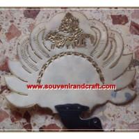 Souvenir Wayang - Kipas klasik brom