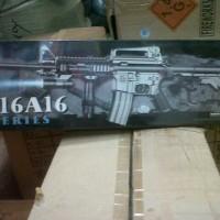 Airsoft Gun M16A16 BE