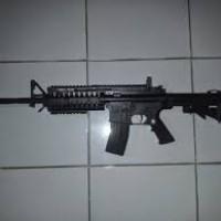 Airsoft Gun M4 S System Loosepack