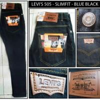 Celana Jeans Levi's Slimfit / Pensil Bahan Melar