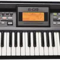 Keyboard Roland E09/ E 09 (Garansi resmi)