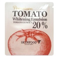 Sample Skinfood Premium Tomato Whitening Emulsion