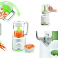 Jual PHILIPS AVENT COMBINED STEAMER & BLENDER SCF870/20 Murah