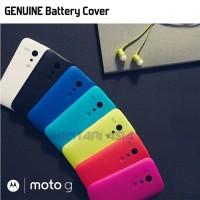GENUINE Battery Cover for MOTO G