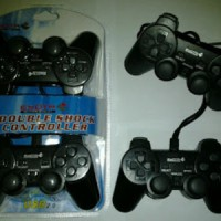 GAMEPAD DOUBLE GETAR PC KOMPUTER GAMING