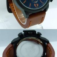 HARLEY DAVIDSON BULOVA B2 Leather (BRO) for Men