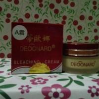 CREAM SIANG DEOONARD BLEACHING 20g