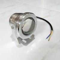 Fog Lamp Bulat 10W Putih (12V-24V)