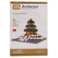 Loz Lego Nano Block Architecture Temple of Heaven