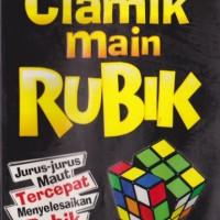 Ciamik Main Rubik - Media Pressindo