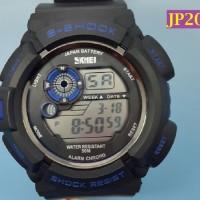 JP208 - Jam Tangan Pria SKMEI Digital Multifungsi 50m Waterproof