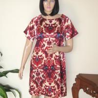 Mini Dress Batik HAMIL (PZL 001)