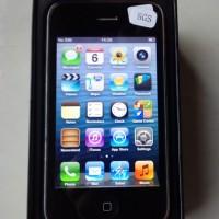 Brand New Old Stock Iphone 3gs 8gb 6.1.6 Black Fu Ex Regional Usa Unlock Support BBM