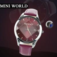MiniWorld Korea Watch - Sweet WINE (Jam tangan Fashion | Jam tangan Wanita)
