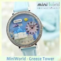 MiniWorld Korea Watch - Greece (Jam tangan Fashion | Jam tangan Wanita)
