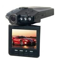 kamera mobil Car Recorder 6 IR LED 2.5 Inch TFT Color LCD HD Car DVR Camera - PD-198 - Black