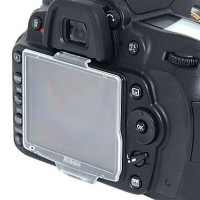 LCD Cover Nikon D90 BM-10