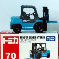 Jual Tomica Reguler Toyota Geneo Hybrid no 70 Murah