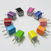 Charger Mini Handphone Ipad Iphone Samsung Note Galaxy Tab Smartphone Kabel Usb Colok Listrik Mini Elektronik charge