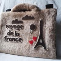 softcase/tas laptop,netbook,notebook lucu Paris/Eiffel