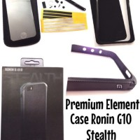 Premium Element Case Ronin G10 Stealth iPhone 5 / 5s