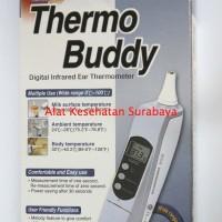 Hubdic Thermometer Digital Infrared untuk Telinga