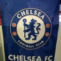 Bendera Spanduk Chelsea