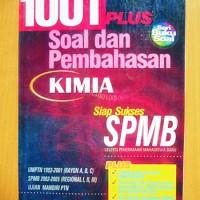 1001 Plus Soal dan Pembahasanl Kimia, Johnson S.
