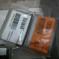 Baterai Battery Batre Batrei Batere For Bb Blackberry Torch 1 9800 Torch2 9810 Original OEM Ori 99% Cuci Gudang Non Packing