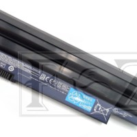 Original Battery Laptop ACER Aspire One D260 D255 522 722 AO722 D255E LT23 LT25 LT27 AOD260 ZE6 ZE7 AOD255 (Black)
