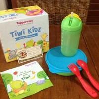 TUPPERWARE TIWI KIDS / TIWI KIDZ / TIWIKIDS / TIWI-KIDS /TIWIKID /TIWIKIDZ - KOLEKSI ANAK ANAK