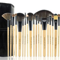 Brush SET Makeup for you / Make up for you Bamboo 24pcs - For Professional need - HIGH Quality Brush, SUPER Halus