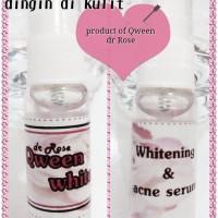 serum acne & whitening