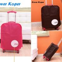 Cover Koper (yang sering traveling wajib punya, koper jadi ga mudah kotor n bebas dari lecet)