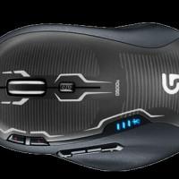 Mouse gaming laser g500s FPS