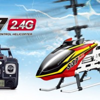 Remote Control Helicopter 2.4G | RC Helikopter S37