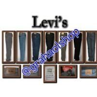 Grosir Celana Jeans Levis 505 Regular Fit