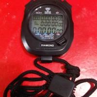Stopwatch Diamond 100 Memory